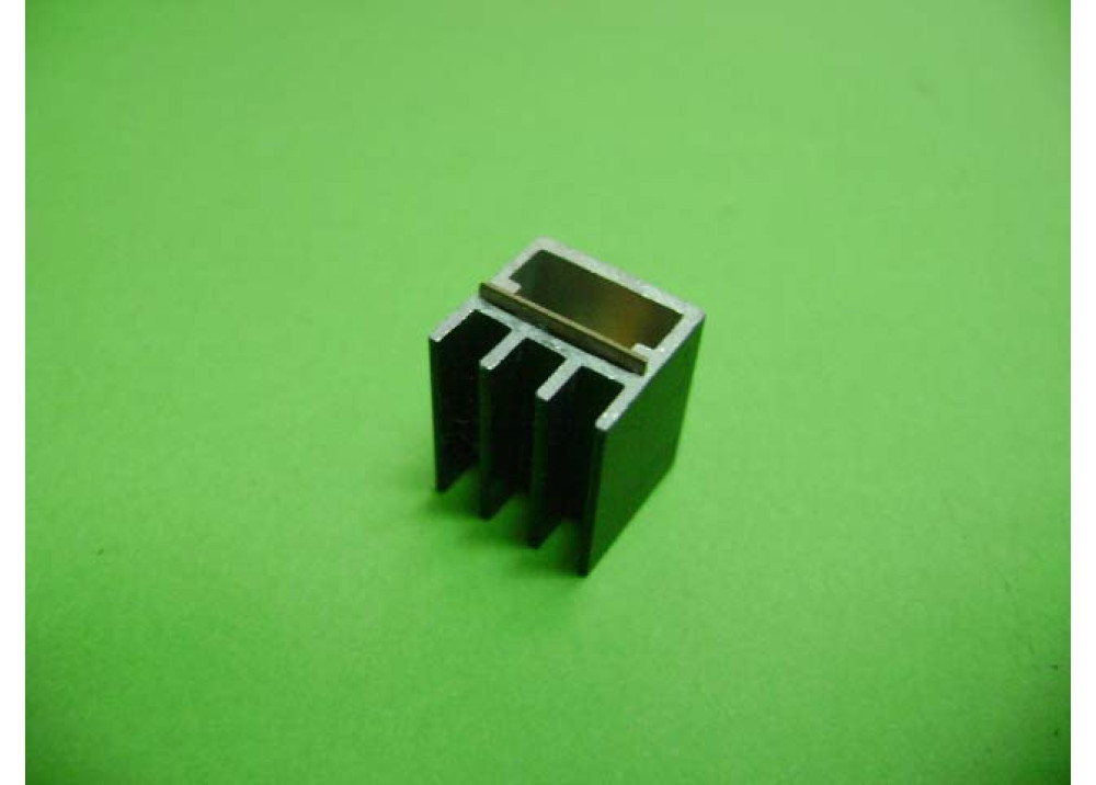 HEAT SINK 12x10x10mm TO126