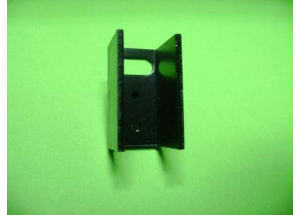 HEAT SINK  25x18x20mm TO220