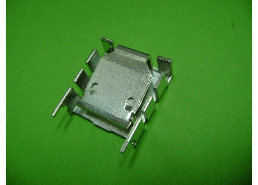 HEAT SINK 25x25x8mm