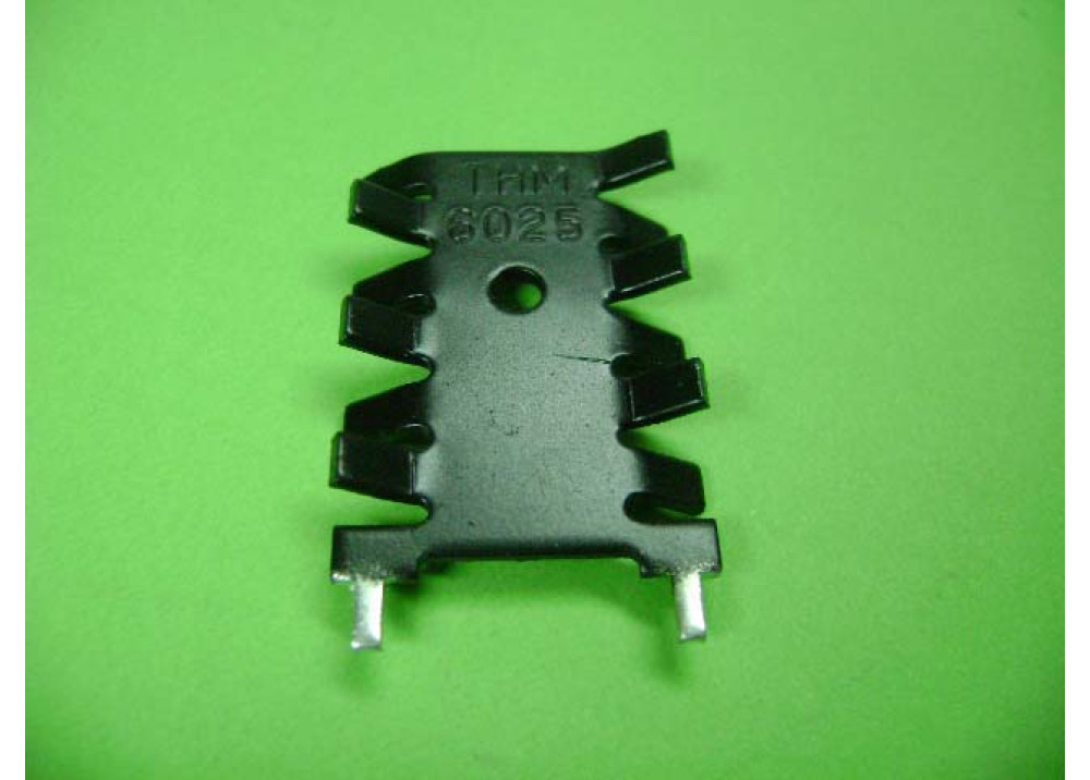 HEAT SINK  30x22x6mm TO220