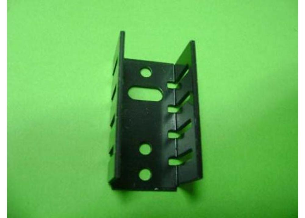 HEATSINK  33x18x15mm TO220
