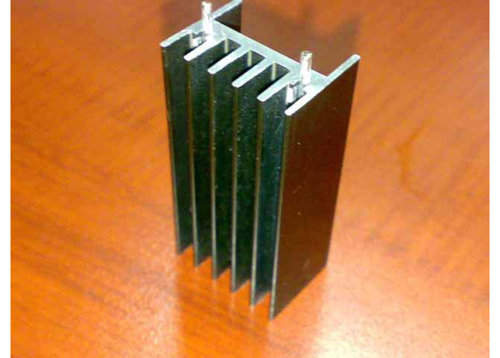 HEAT SINK  47x23x17mm TO247
