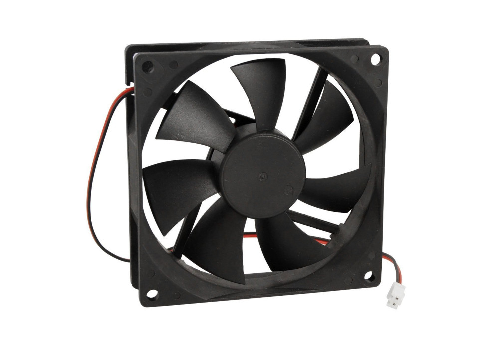 FAN 90X90X25mm 0.25A 12V TW
