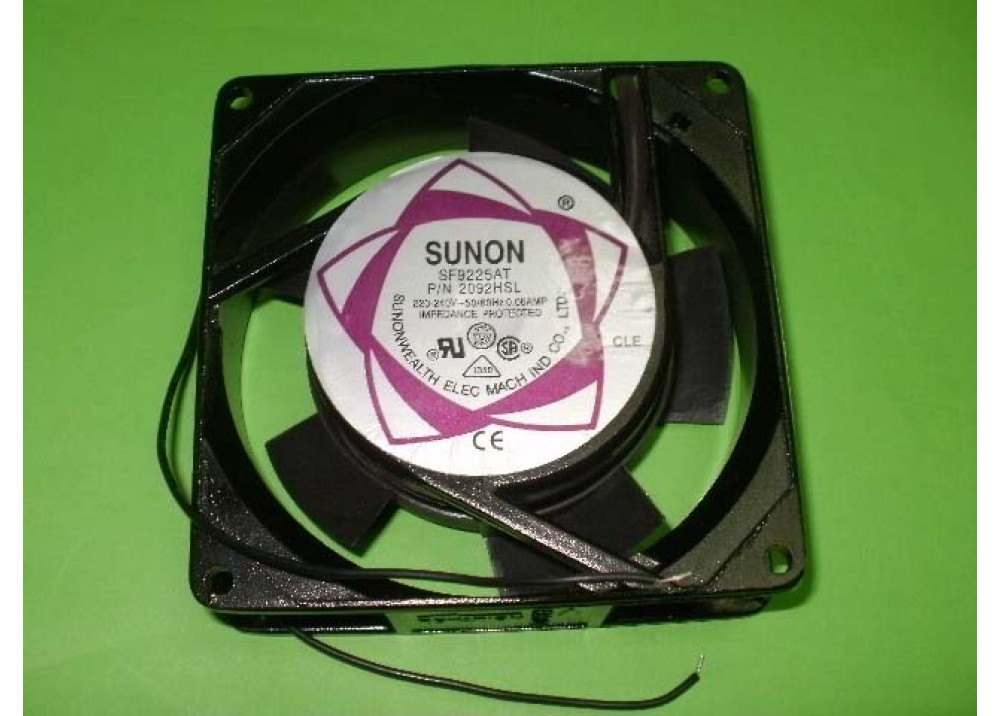 FAN SUNON 220V 9X9X2.5CM