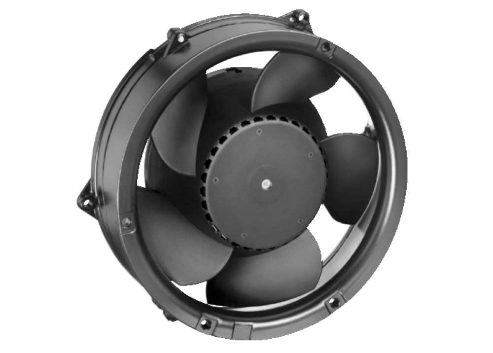 FAN Germany TUBEAXIAL 17X50.8mm 48VDC 1.8A 87W