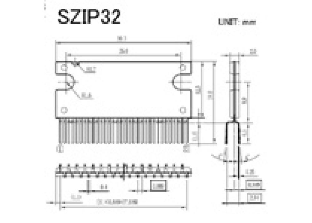 MTD2003S ZIP-32