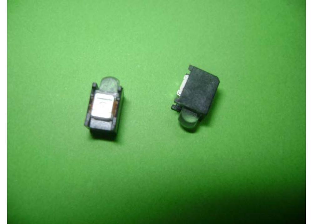 SMD LED + HOLDER GREEN