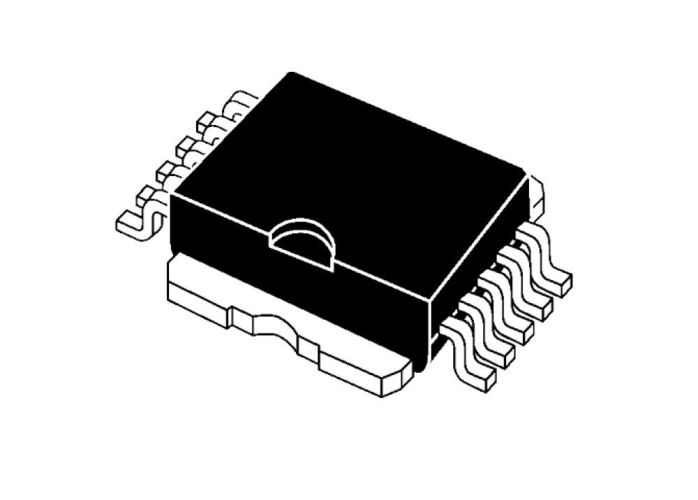 VIPER20ASPTR POWERSO-10