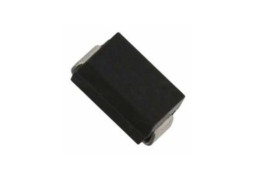 SMD Schottky DIODE S100 100V 1A SMA/DO-214AC