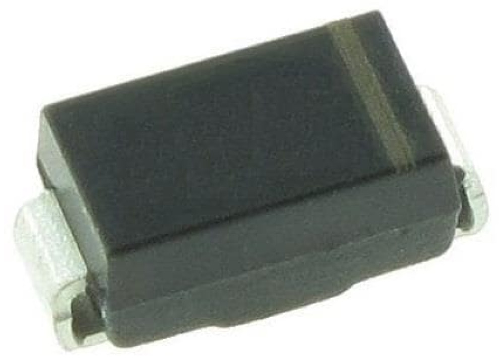 SMD Zener Diode 1SMB5931BT3G 18V 3W SMB Device Marking: 931B