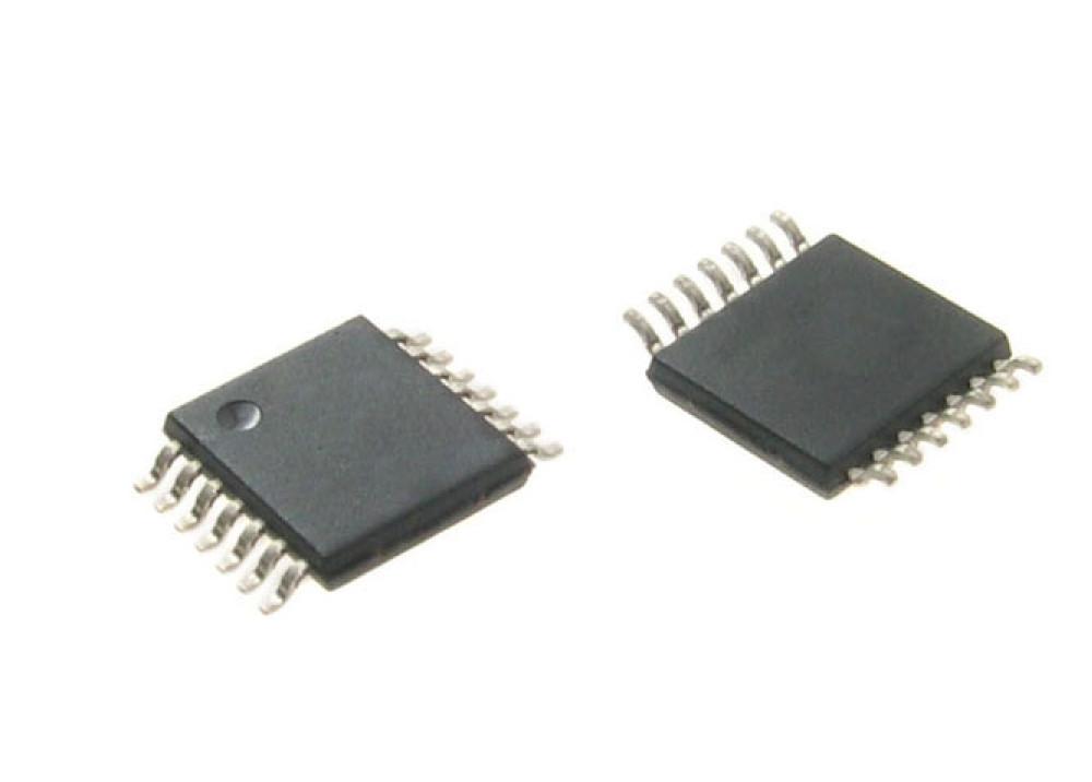 SMD MC74HC00ADTR2 (4.4mm Width) TSSOP-14