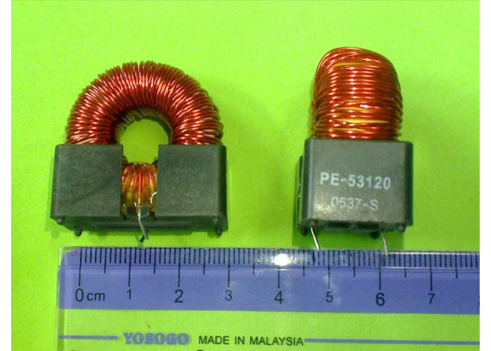 InductorToroid COIL PE-53120  1mH 0.95A