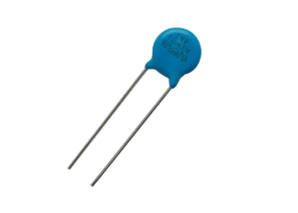 Varistor CNR10D431K 275VAC 350VDC 25A