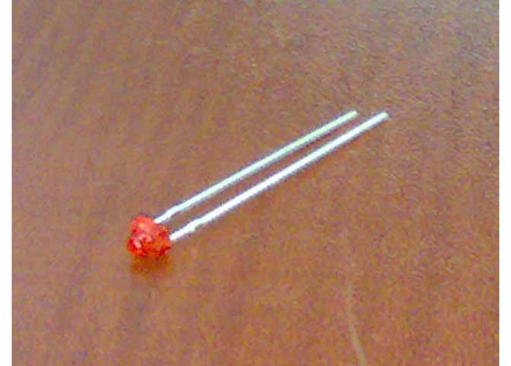 LED RED 3mm 1.5mm