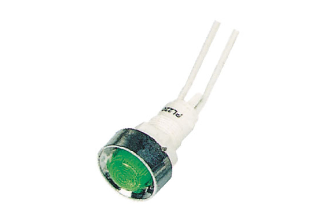 Indicator LAMP GREEN 220V