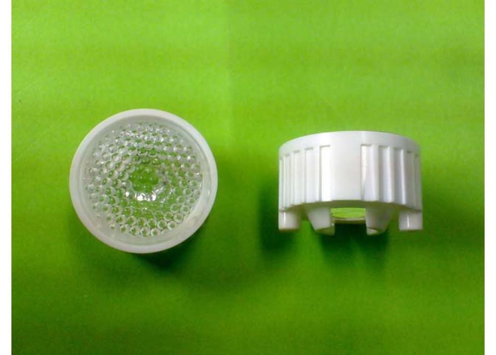 LED LENS 1~5W 120 DG