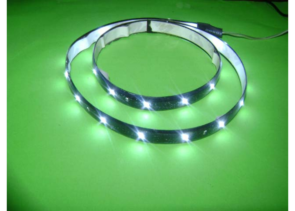 FLEXIBLE TAPE LED WHITE 60CM
