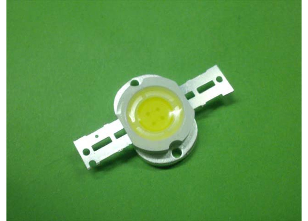 LED 5W COOL WHITE 7~9V 700mA