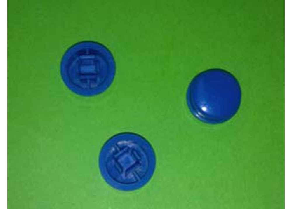 SW Tact BOUTON 8MM 11MM BLUE