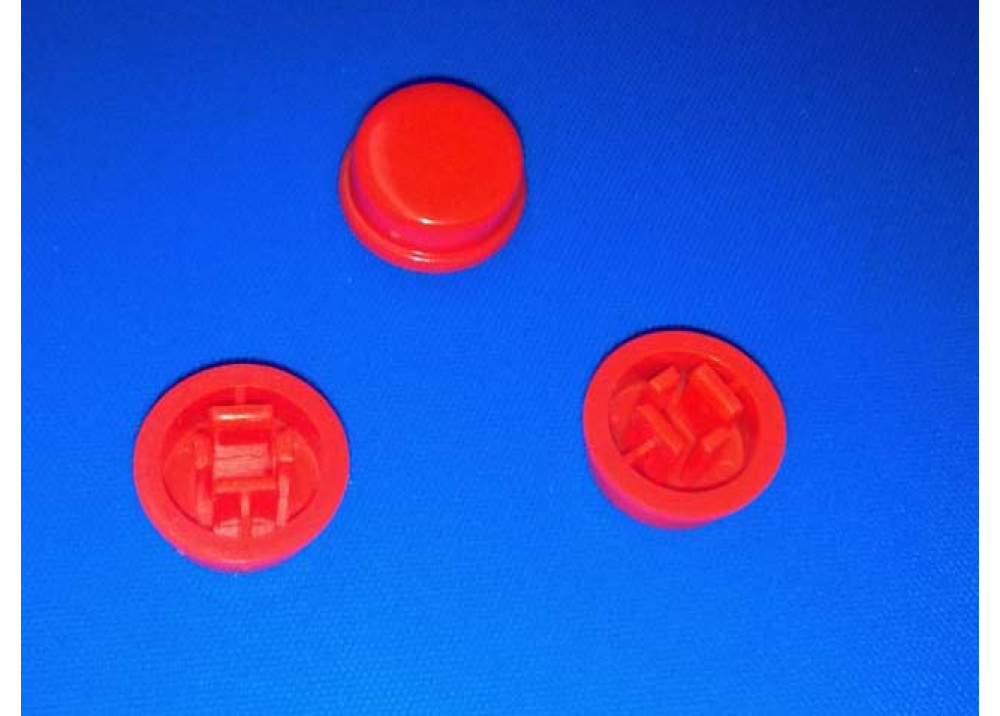 SW Tact BUTTON 8MM 11MM RED