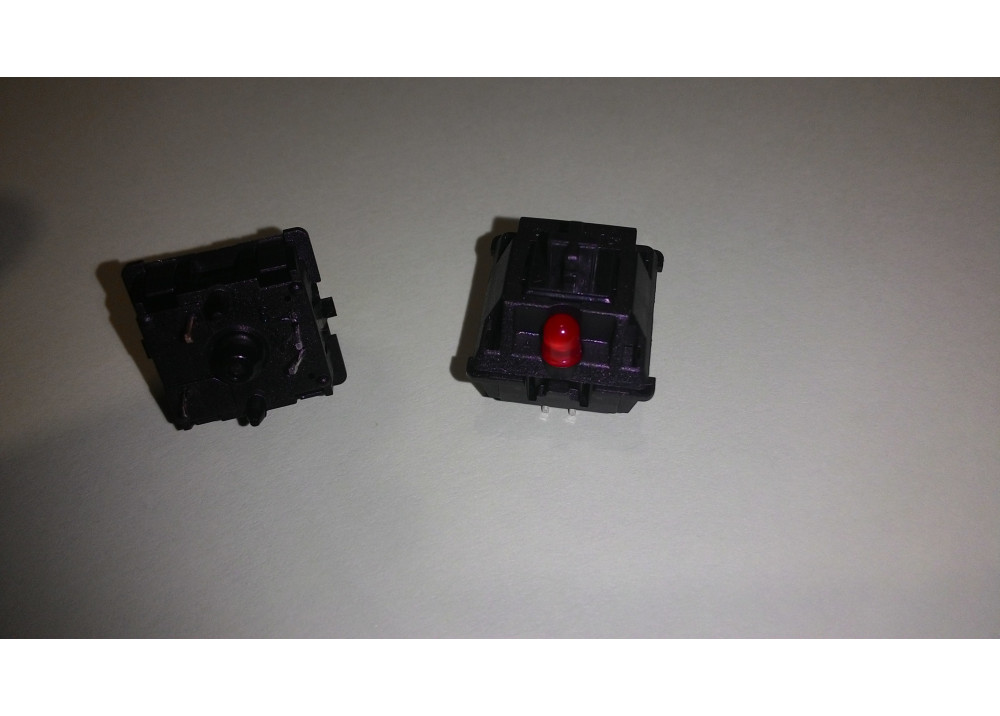 Momentary Tact Switch 2P With LED For Keypad