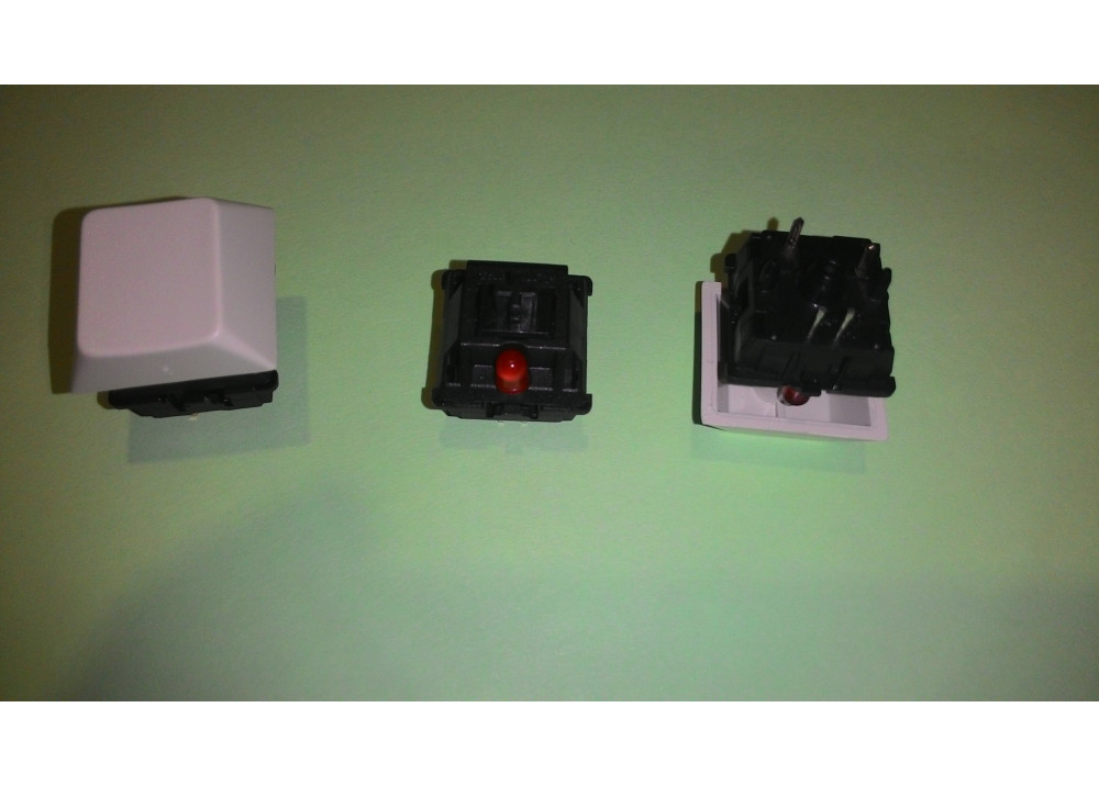 Momentary Tact Switch With LED Cover 2P For Keypad