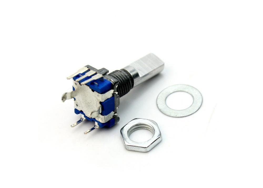 Rotary Encoder Push Button 12mm