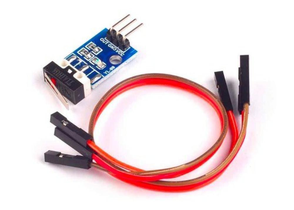 Limit Switch Crash Collision Sensor Impact Switch Module