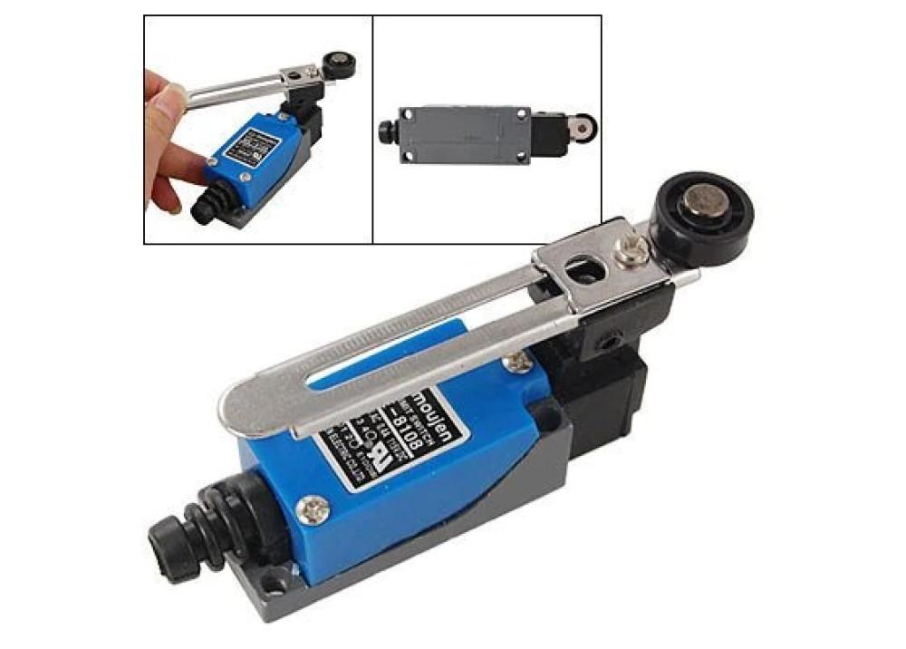 Limit Switch Adjustable Roller ME-8108 5A 250V 3P
