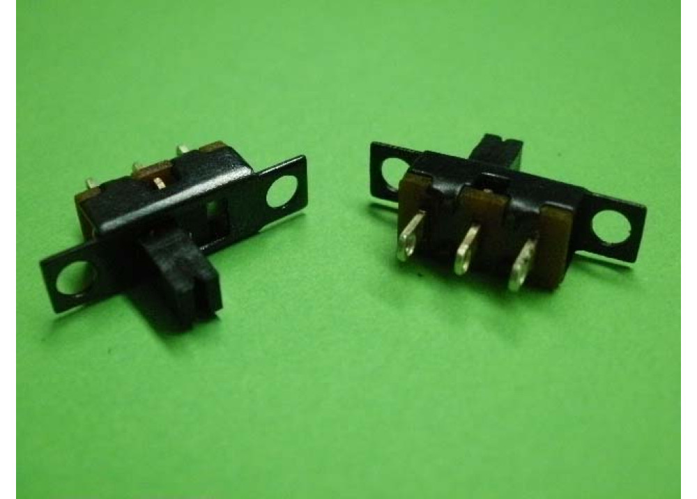 Miniature Slide Switch 3P two-position ON/OFF SPDT