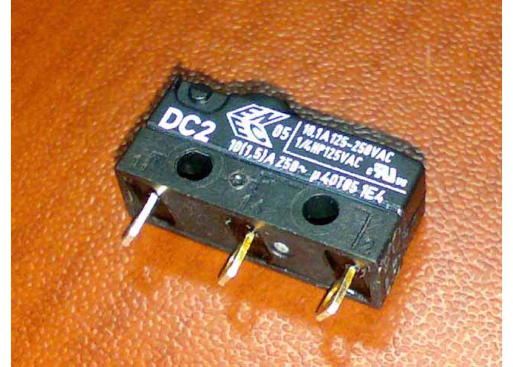 LIMIT SW 1.5A 250V 3P