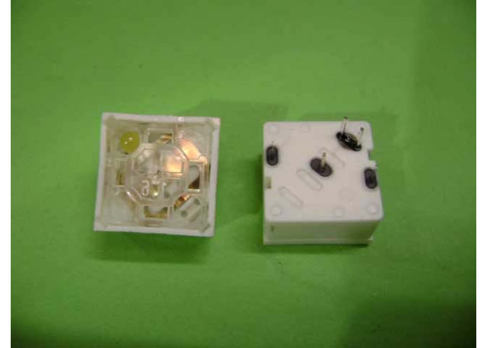 Momentary Tact Switch 14.7mm + LED