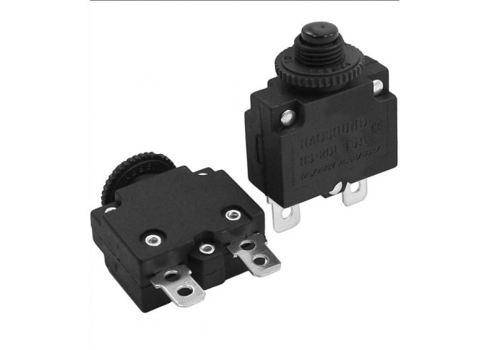 Thermal Overload Protector Circuit Breaker 15A