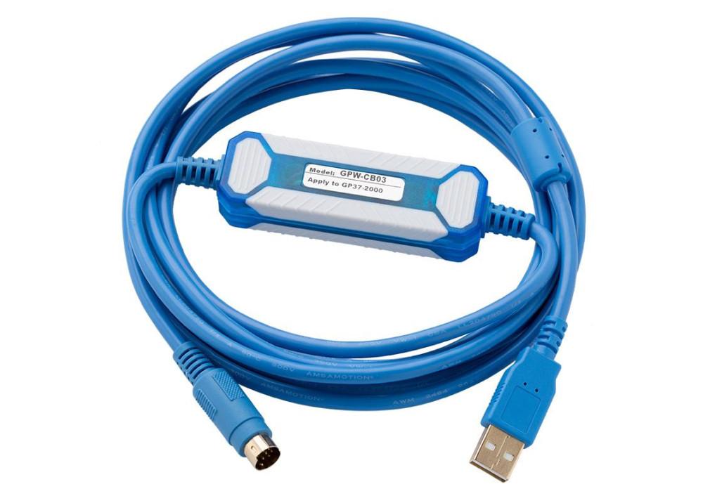 CONVERTER CS1W-CIF31 USB Programming cable for GP/Proface HMI