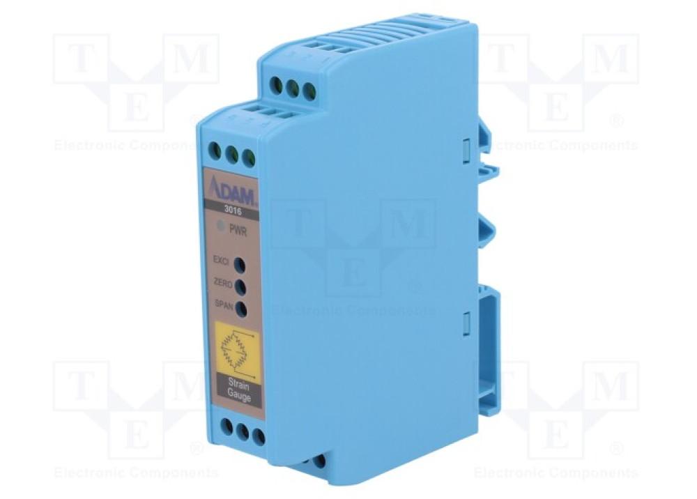 AC/DC Input Modules Advantech ADAM-3016-AE Din Rail