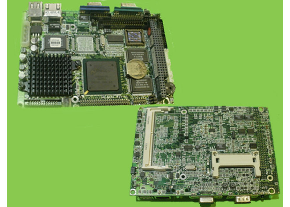 Single Board Computer Complete Embedded ACL-551VL-R