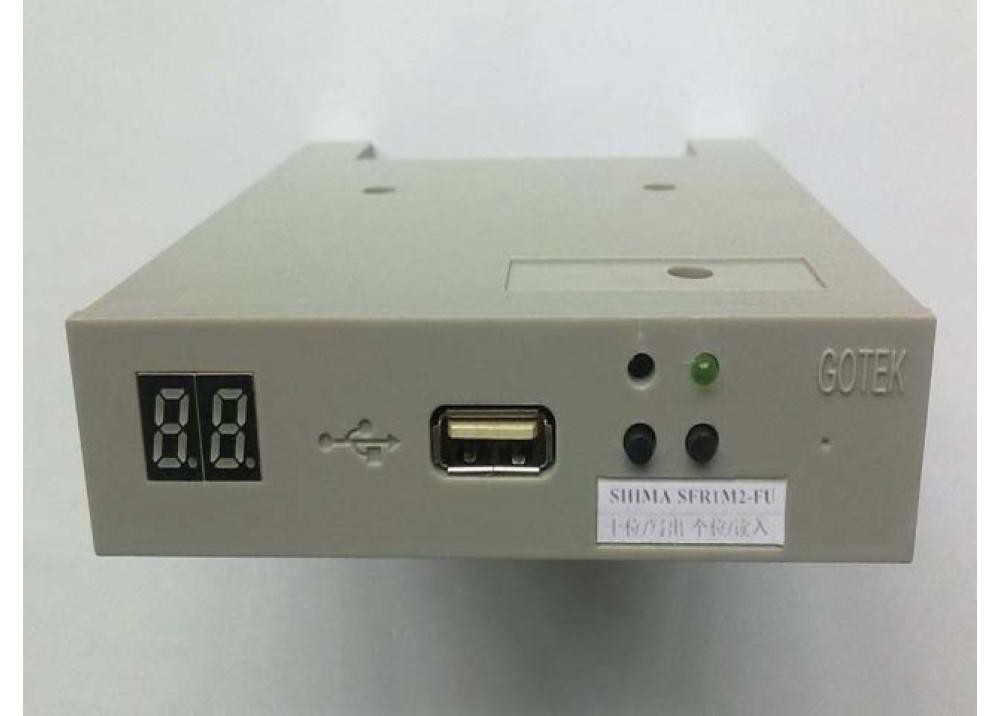 GOTEK Floppy 1.22 TO USB