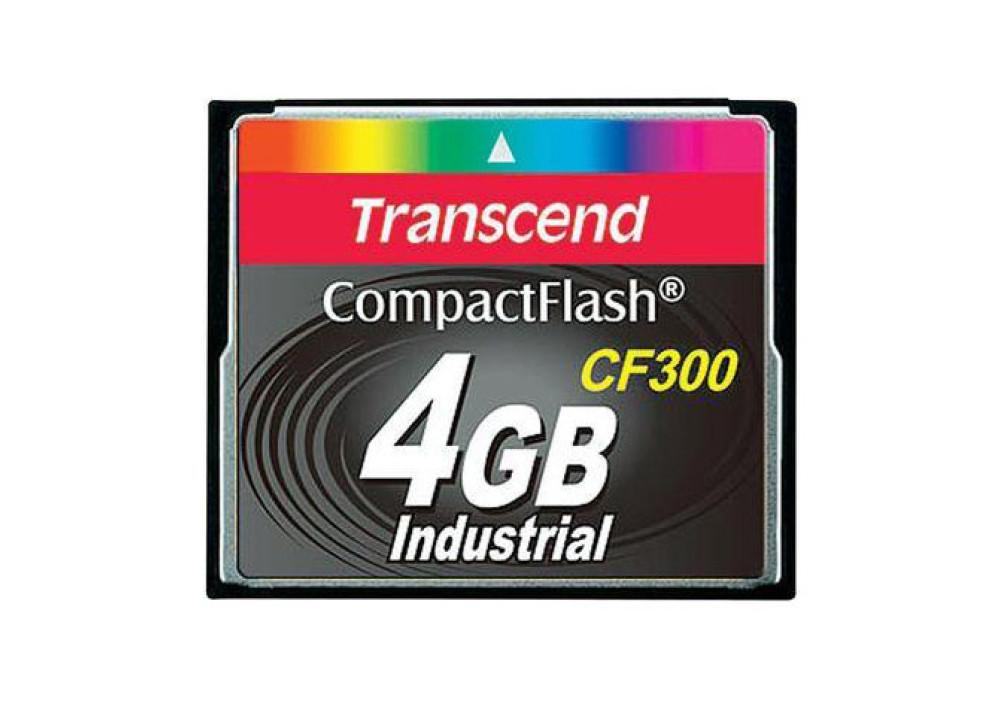 COMPACT FLASH TRANSCEND TS4GCF300 4GB