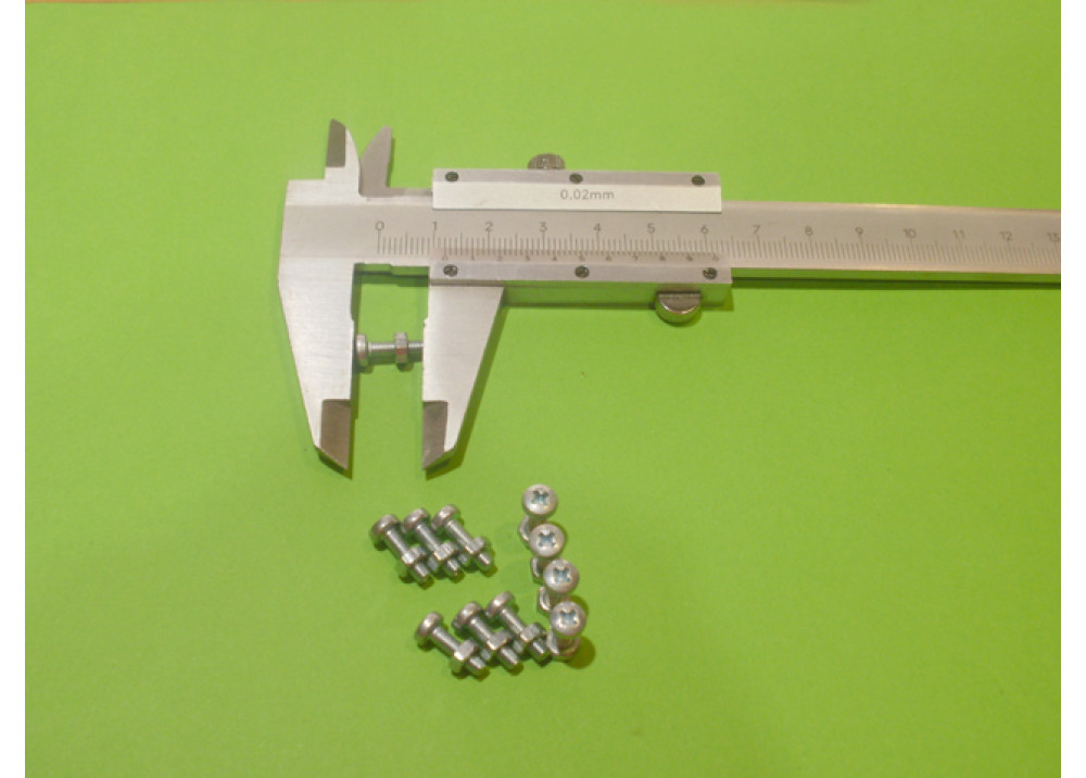 Screws Male&Female For Heat Sink 12mm