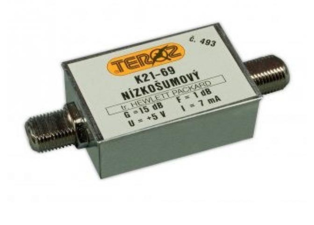 Antenna amplifier C493