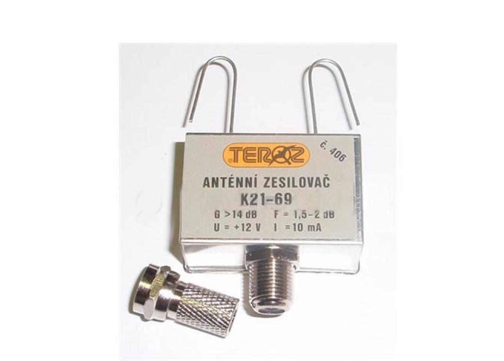 Antenna amplifier C406