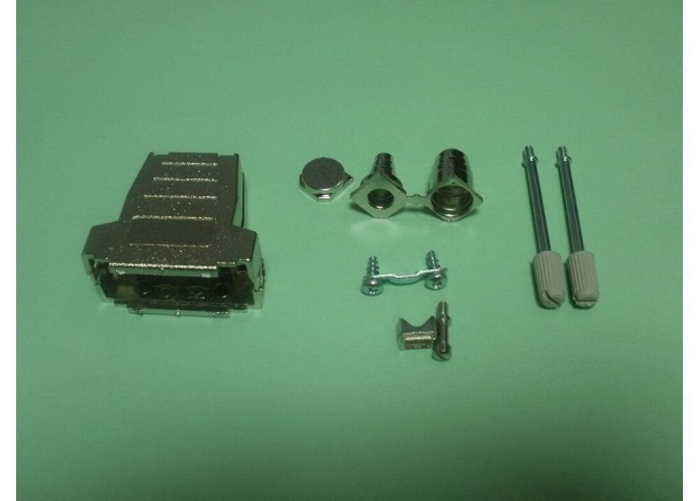 D-SUB Plastic Cover 15P