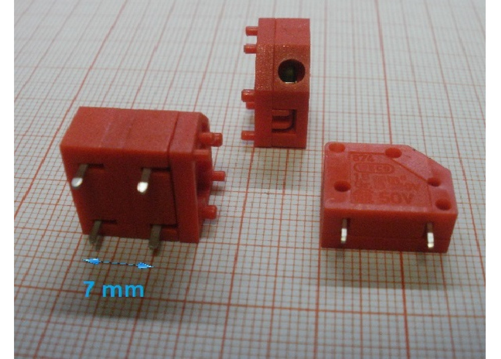 Spring Terminal Block PCB 1P