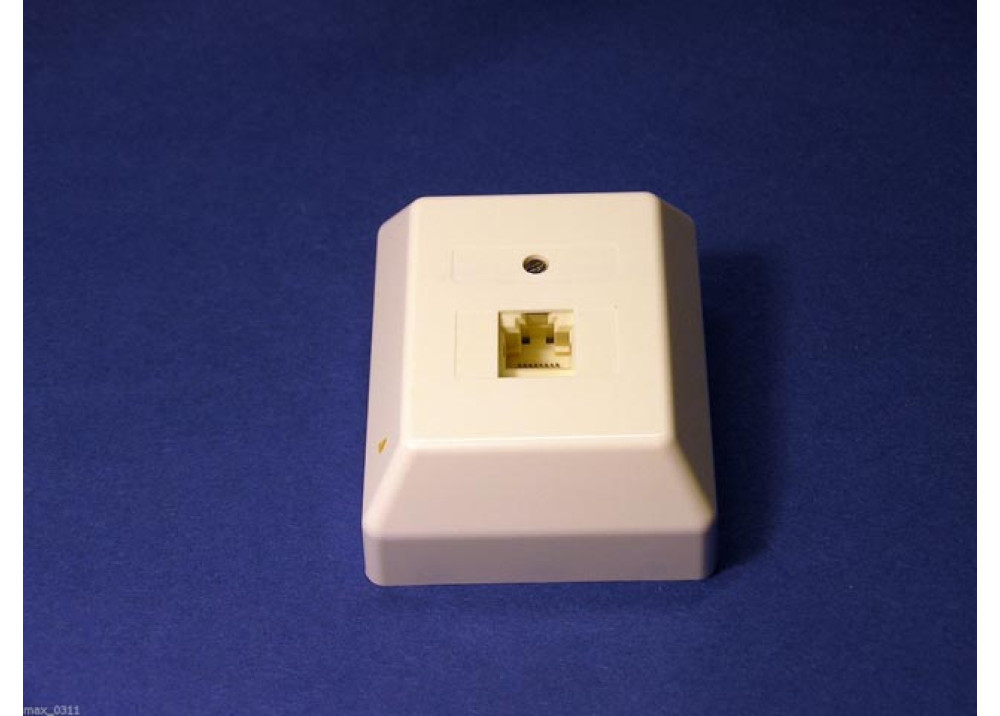 (4)Telephone socket WE UAE TDA1319 1x8