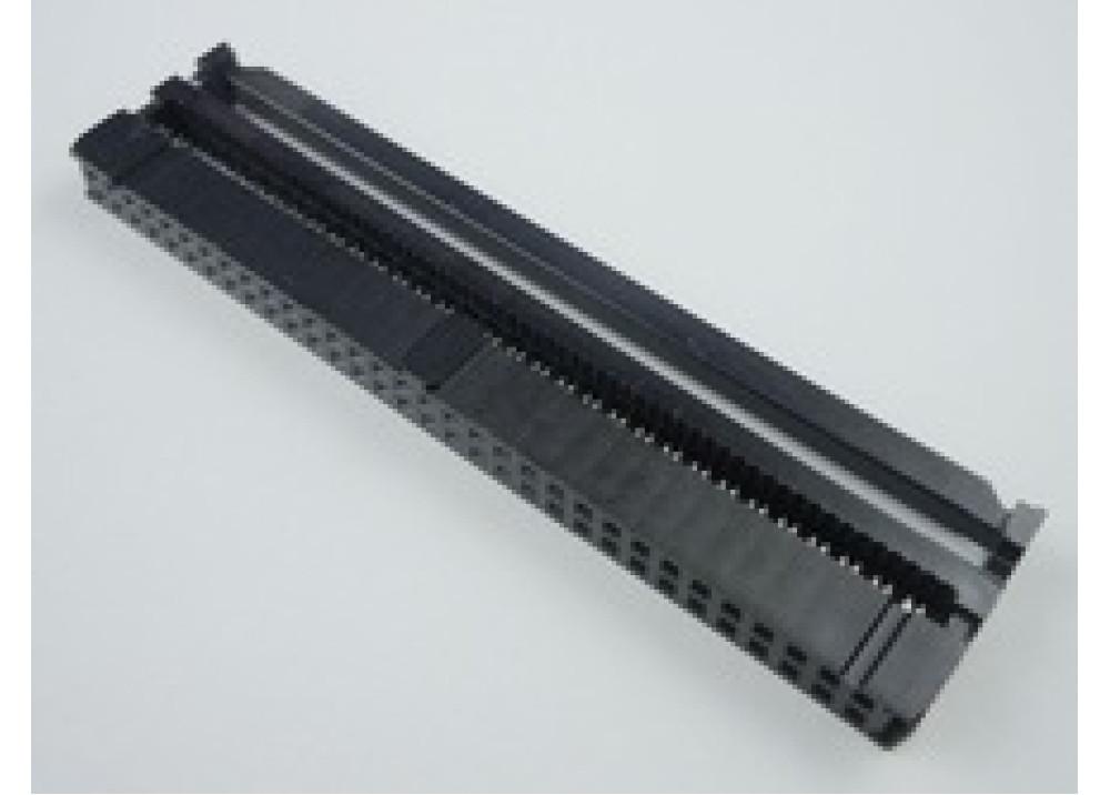 JK FLAT IDC 2.54mm Connector Female 64P
