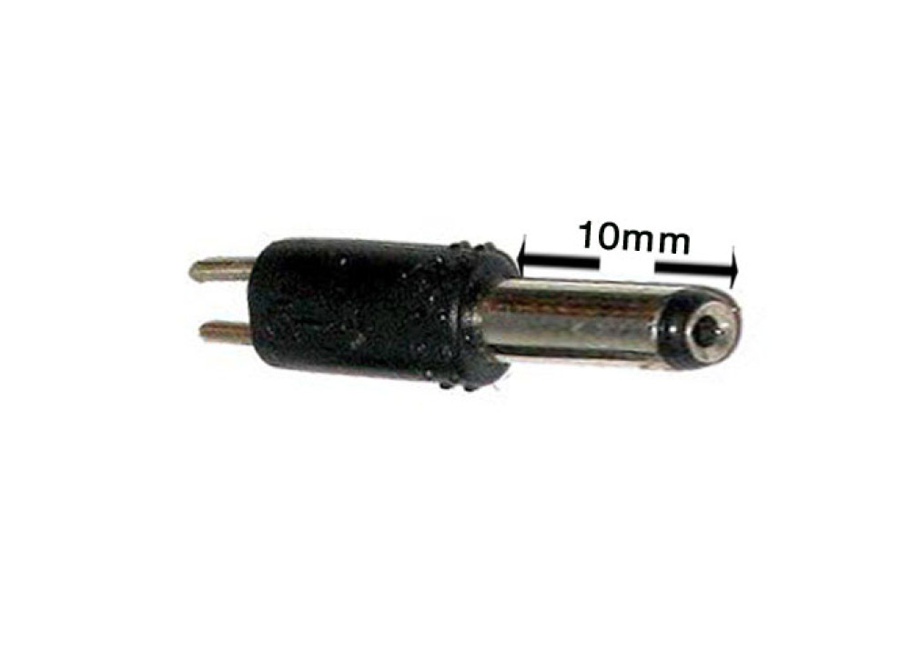 JK 2P TO DC Plug 5MM  10MM
