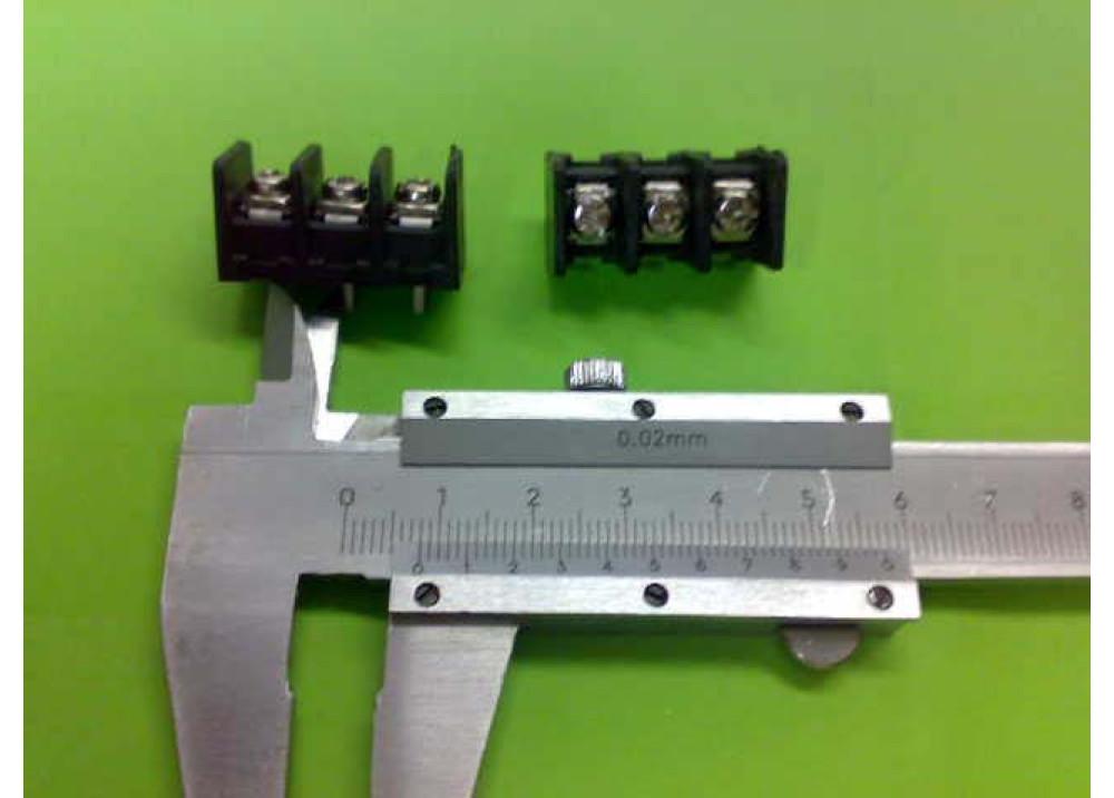 KF35C-8.25 Barrier Teminal Block KF35C-8.25-3P PCB 3P 8.25mm