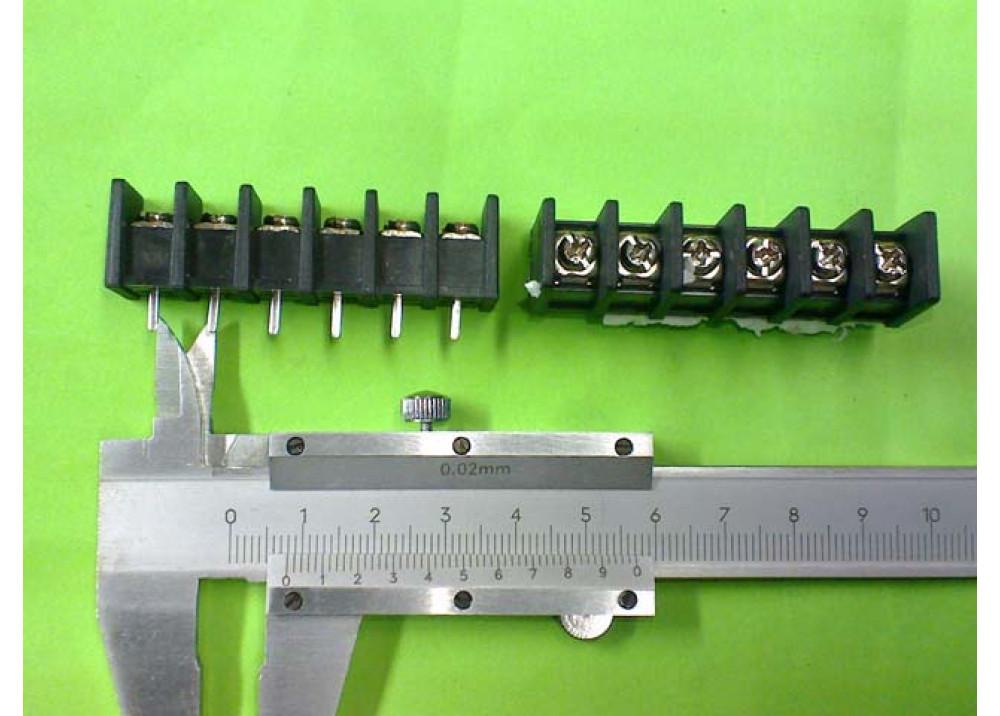 KF35C-8.25 Barrier Teminal Block KF35C-8.25-6P PCB 6P 8.25mm
