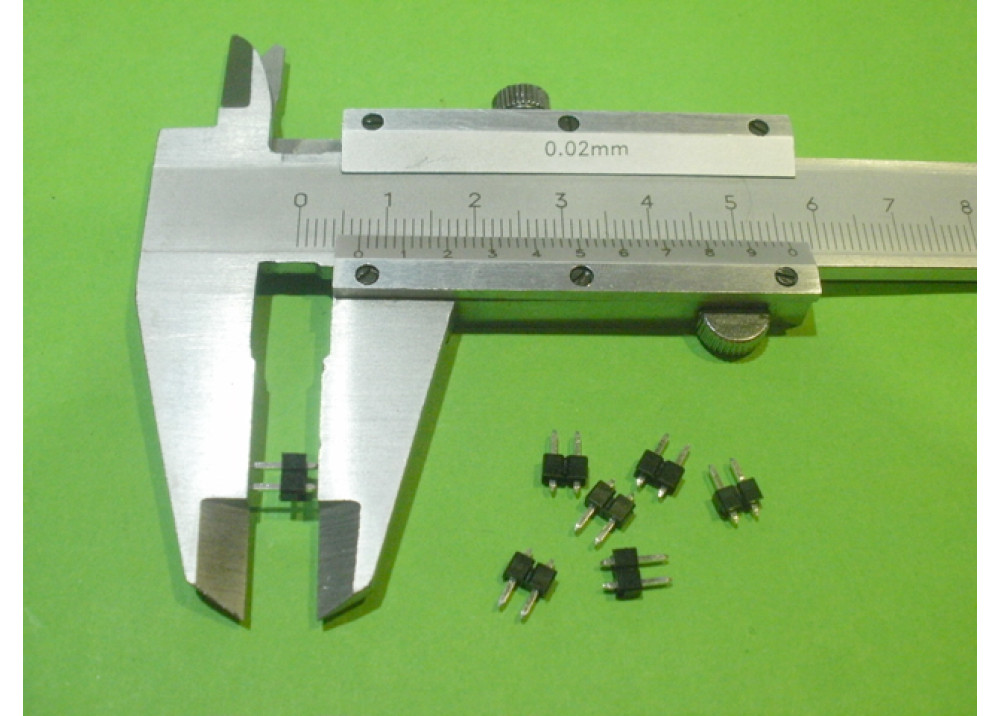 JUMPER MALE 7mm 2.54mm PITCH