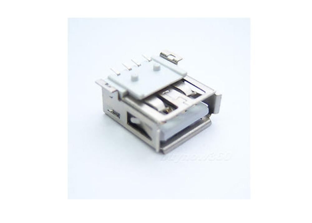 JK USB A F SMD PCB